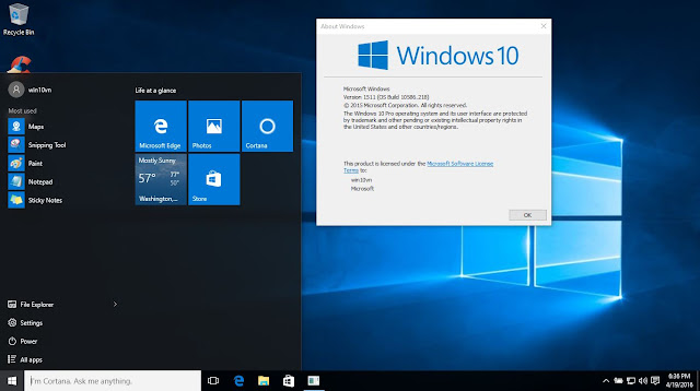 Hướng dẫn Rebuild file ISO Win 10 update Full soft