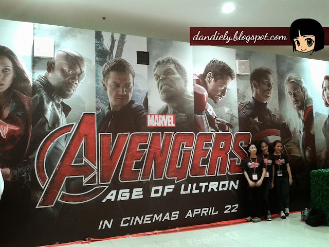 Exhibit | Life-Size Statues of Marvel's Avengers: Age of Ultron at SM City North EDSA