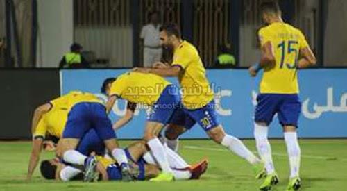 الاسماعيلي يحقق الفوز على فريق مصر المقاصة بهدفين بدون رد في الدوري المصري