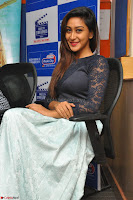 Shravya in skirt and tight top at Vana Villu Movie First Song launch at radio city 91.1 FM ~  Exclusive 49.JPG