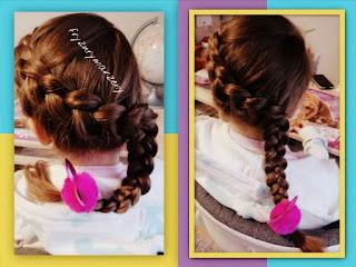 Warkocz-holenderski--na-boku-#fryzura-fryzurymarzeny