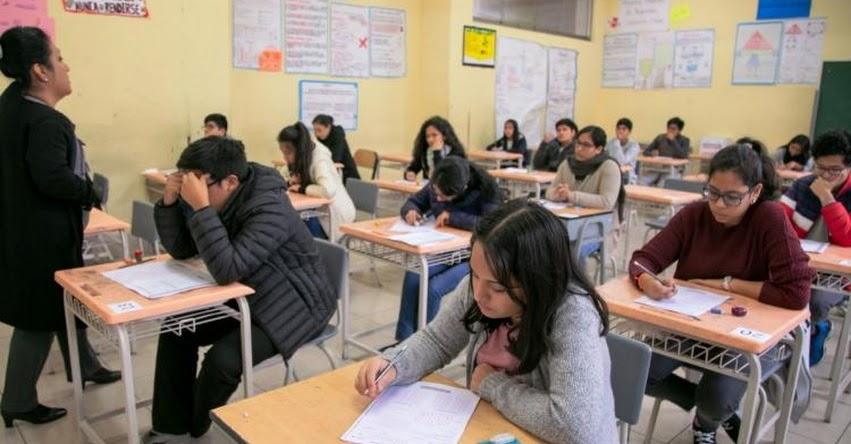 BECA 18 - EXAMEN NACIONAL PRONABEC: Este domingo más de 71 mil Jóvenes rendirán prueba de preselección a convocatoria 2020-I y 2020-II - www.pronabec.gob.pe