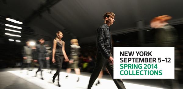Stylish Spring 2014 New York Fashion Week Schedule Stylelista Confessions