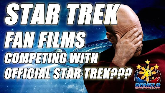 CBS & Paramount Don't Want Fan Films Competing With Official Star Trek ★ Star Trek Fan Film Guidelines