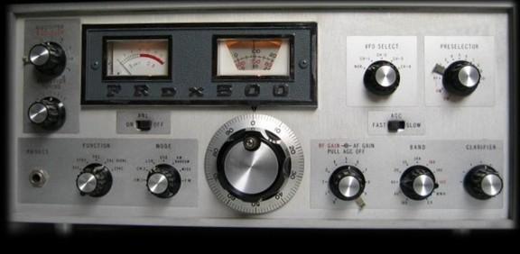 Yaesu FRdx-500 Receiver