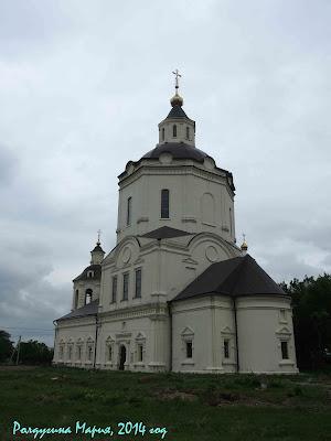 Старочеркасск фото церковь Спаса Преображения казачья станица