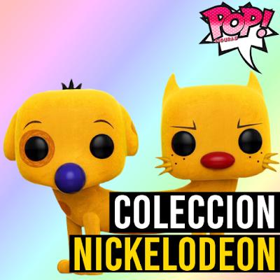 Lista de figuras funko pop de Funko POP Nickelodeon