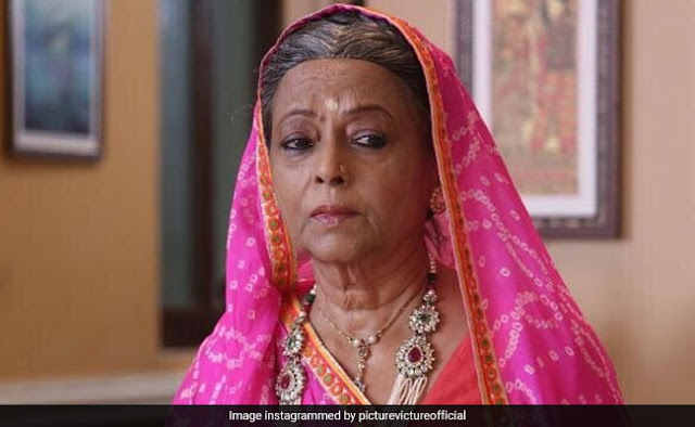 veteran actress rita bhaduri passes away at funeral   Live Funeral