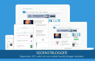 Template Blogspot SEO Friendly Dan Fast Loading Dari Kentooz