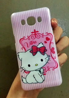 casing hello kitty custom