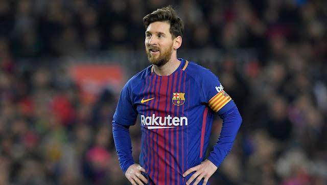La FIFA devrait interdire à Messi de jouer