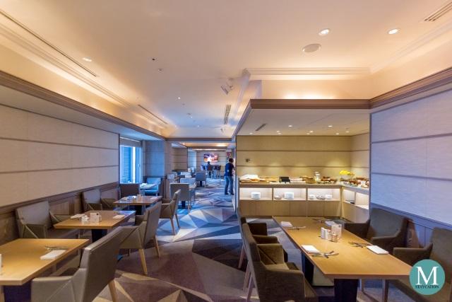 Executive Lounge at Swissôtel Nankai Osaka