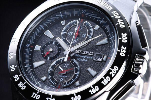 Cập Nhật Thông Tin Giá Đồng Hồ Seiko Chronograph 100M 1