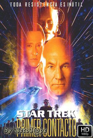 Star Trek Primer Contacto [1080p] [Latino-Ingles] [MEGA]