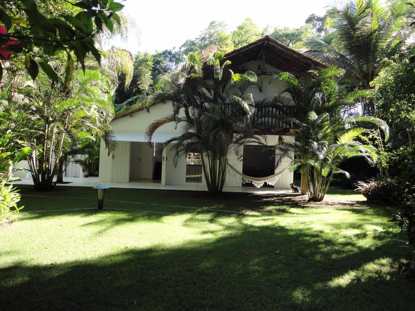 Casa Da Vanessa   Trancoso   Bahia   Brazil: THE 2 PERSONS CHALET (click On  Photos For Enlargement)
