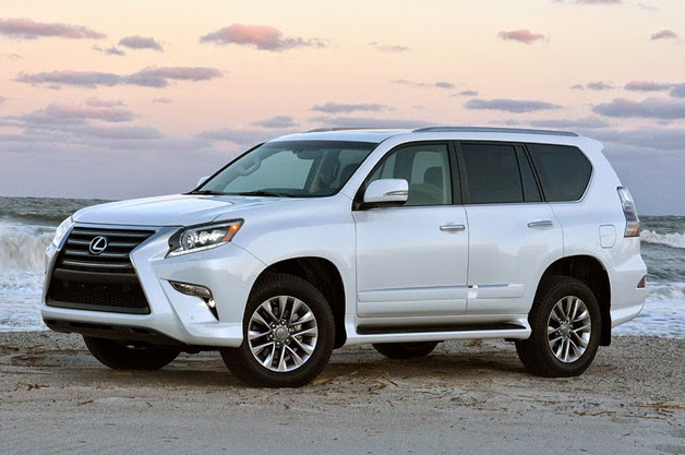 2014 Lexus GX 460 Owners Manual Pdf