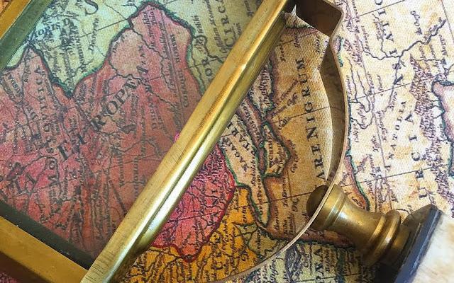 mapa en el que trazar tu camino