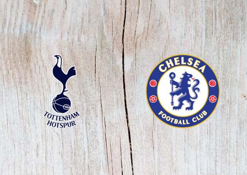 Tottenham vs Chelsea Full Match & Highlights 8 January 2019