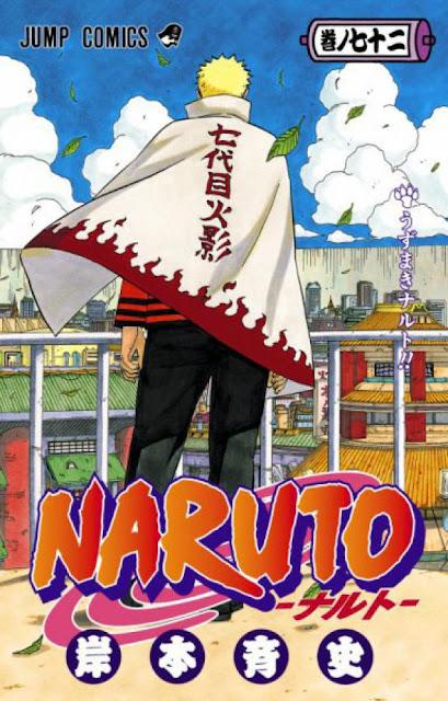 Naruto, Masashi Kishimoto, Shonen Jump Giga, Manga, Actu Manga, Shueisha,