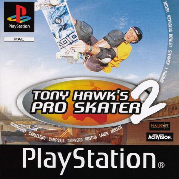 Tony Hawk's Pro Skater 2 turns 18 years old