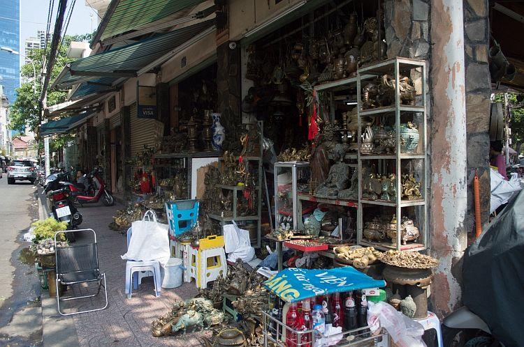"""Du lịch, GO!: Sài Gòn và những con phố """"xưa, cũ"""" độc đáo"""