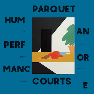 Parquet Courts on MetroMusicScene