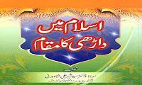Islam Main Darhi Ka Muqam == The Islamic Perspective Of The Beard