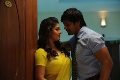 Tamil actress Nayanthara new movie stills