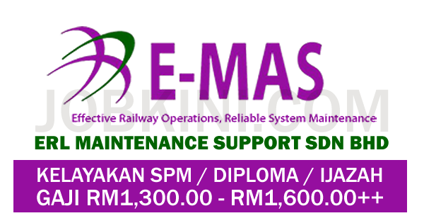 ERL Maintenance Support Sdn Bhd