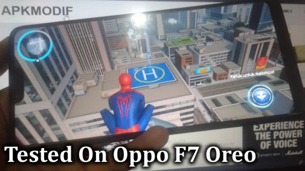The Amazing Spider Man 2 Nougat, Oreo, Pie V1.2.5i Mod Fix Error By Taufiq
