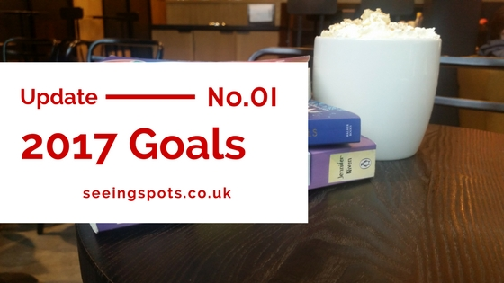 Mid January blog goals check in