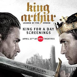 Kral Arthur: Kılıç Efsanesi 2017