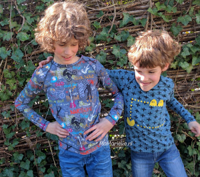 stoere boys in hun Billie Zonen09