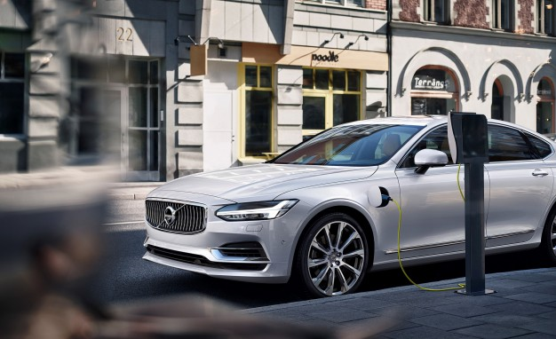 Volvo To Link Up With Lg Electronics Develop Future Electric Cars