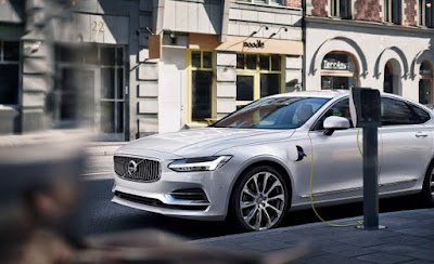 Volvo to link up with LG Electronics to develop future electric cars - Automotive Geek