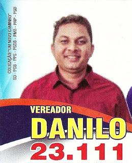 Eleições 2016 - Danilo Gabriel