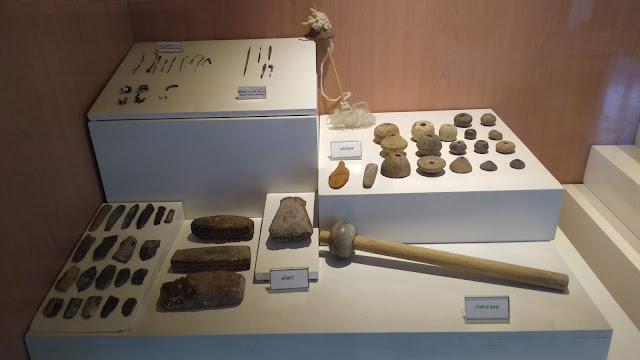 Kirkit ve Topuz Başı - Kastamonu Müzesi