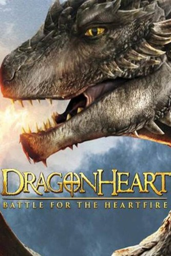 Dragonheart 4: Corazón de fuego (2017) [Latino – Ingles] [4K-HEVC]