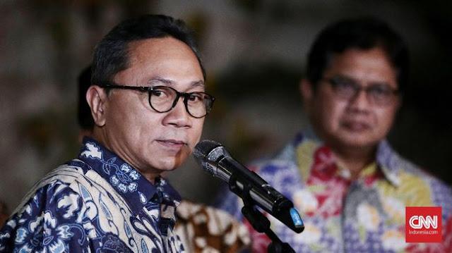 MPR Menyoal Kemiskinan, Rupiah, dan Utang di Era Jokowi