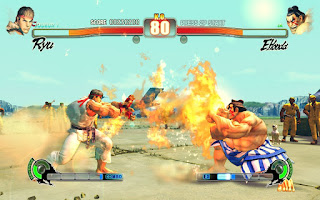 Street Fighter 4 Cheats