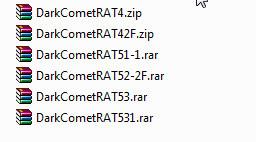 Baixar DarkComet RAT Todas as versões