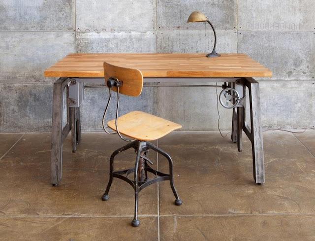 best buy vintage industrial office furniture Los Angeles for sale