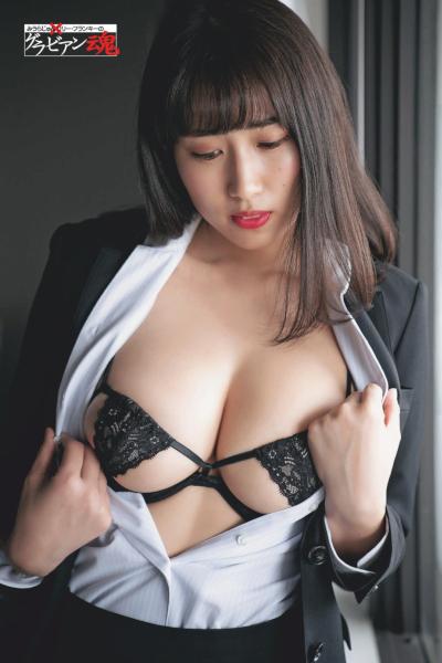 Sayaka Toudou 藤堂さやか, Weekly SPA! 2019.05.28 (週刊SPA! 2019年5月28日号)