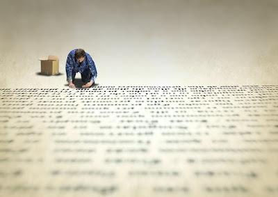Travail de correction et relecture sur tout type de texte