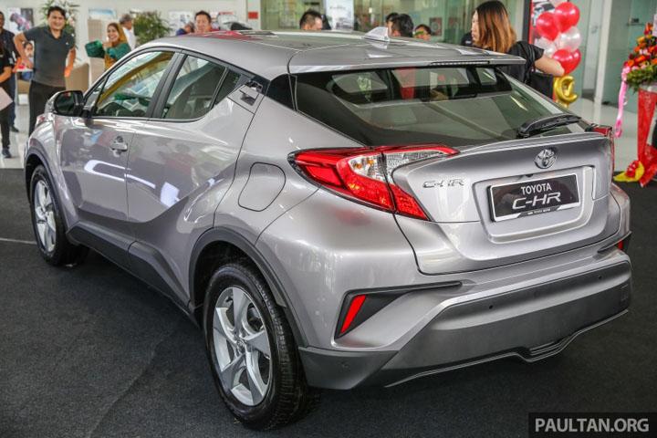 Gambar Toyota C-HR 2017 Baru