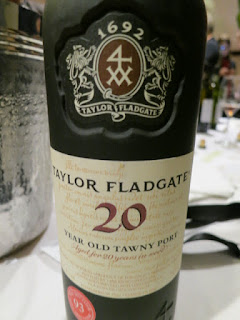 Taylor Fladgate 20 Year Old Tawny Port - Douro, Portugal (92 pts)