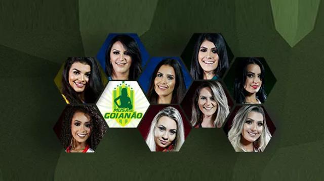 Concurso Musa do Goianão 2018 termina neste sábado; vote!