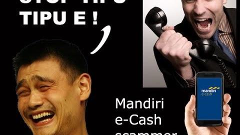 Mengetahui Ciri Ciri Modus Penipuan Mandiri E Cash Oleh Oknum Pgsj Online