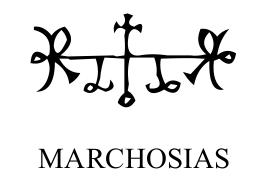 Sigil Marchosias