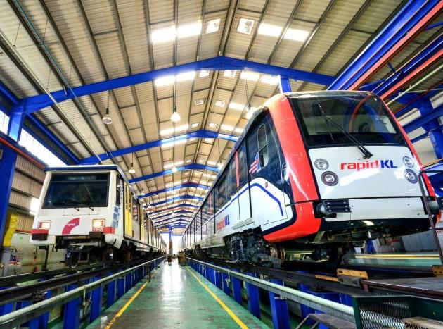 LRT3 Dijangka Siap Menjelang Tahun 2020 #LRT3 #Prasarana #SPAD